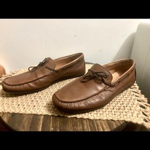 GBX Shoes - GBX Shoes Men's 9.5 Leather Loafers